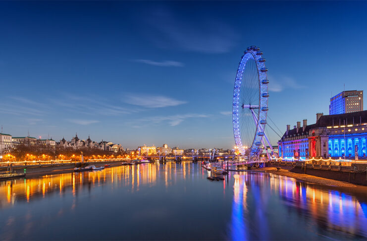 Traveling to London on a Budget - London Eye