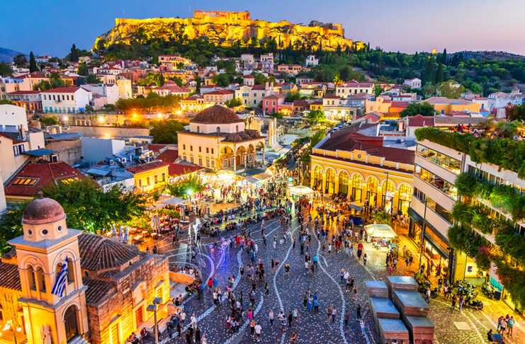 Athens: See Greek Capital in a Day