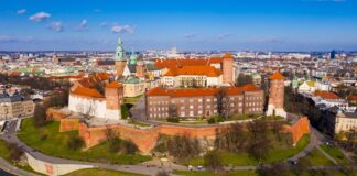 Top Attractions in Krakow - Castle