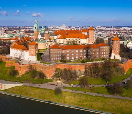 Top Attractions in Krakow - Castle