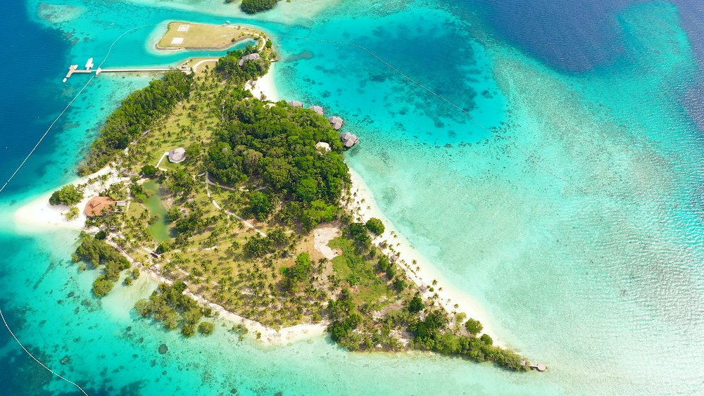 Buenavista Island, Samal