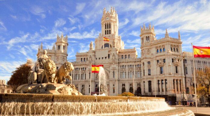 Madrid attractions
