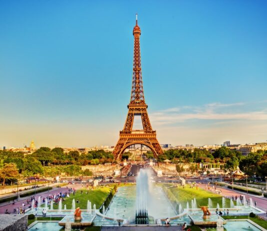 Top Tourist Attractions in Paris