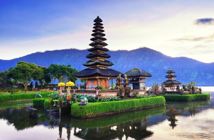 Traveling to Indonesia