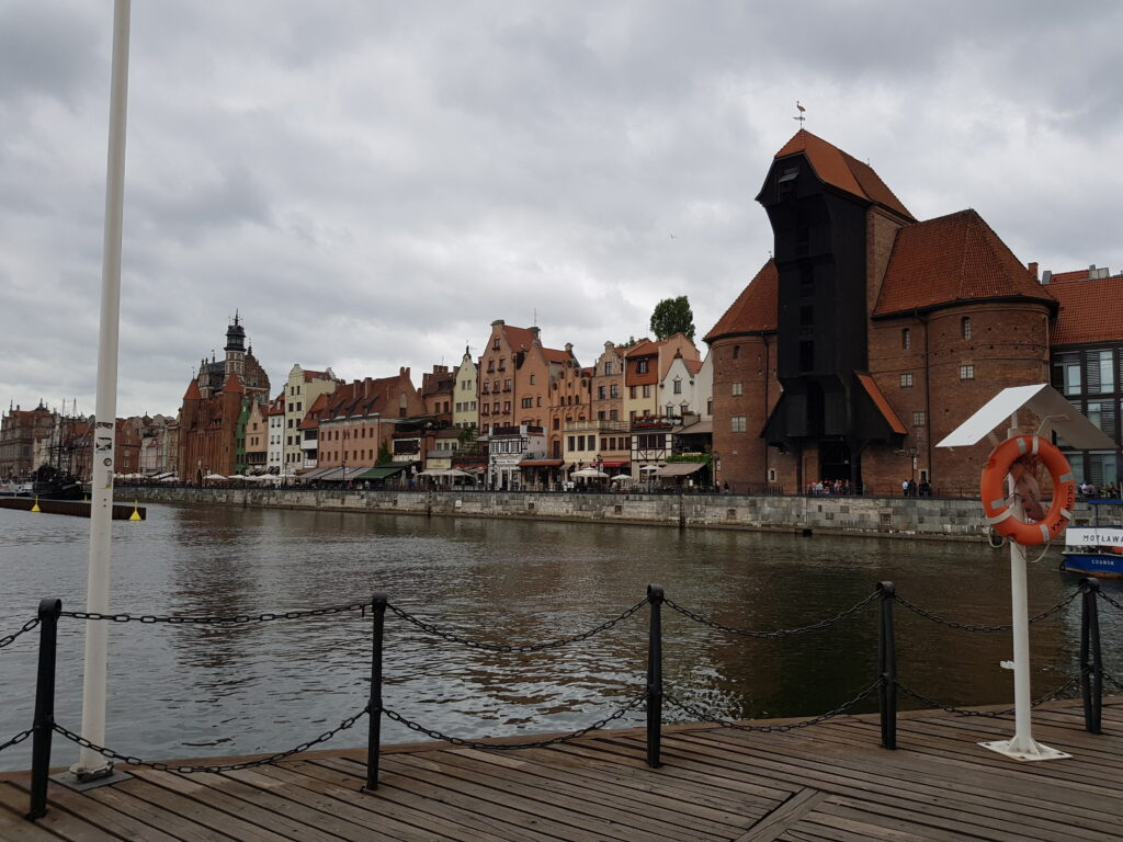 Top Attractions in Gdansk - Zuraw Crane