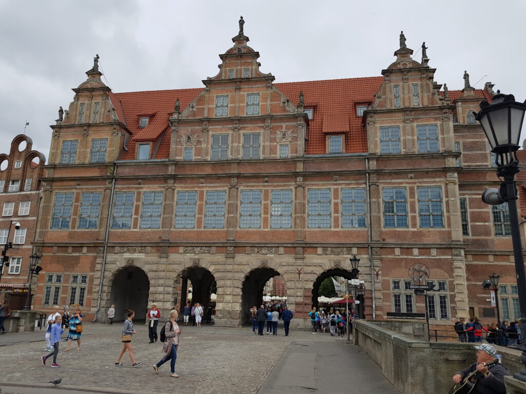 Top Attractions in Gdansk - Green Gate