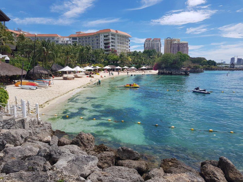 Top attractions in Cebu - Beach