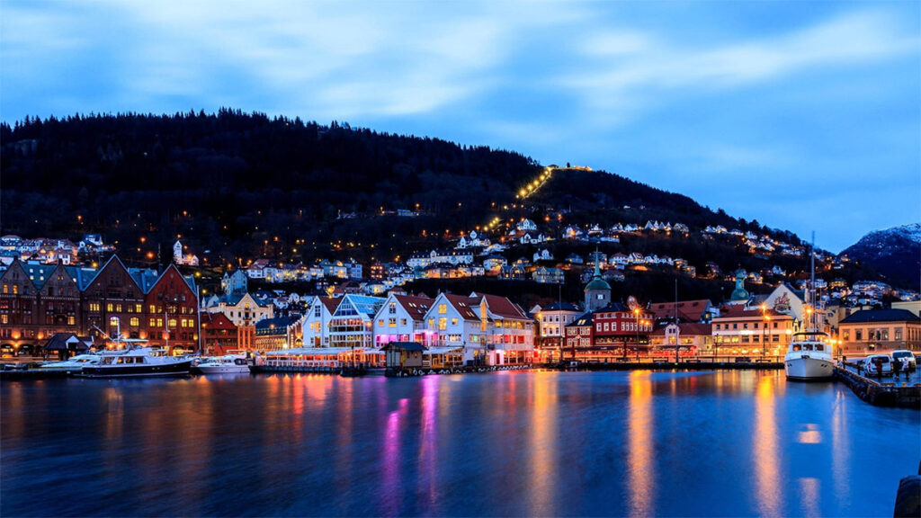 best spot in Norway - Bergen
