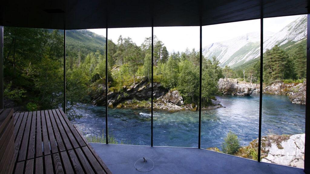 best spot in Norway - Juvet Landscape Hotel