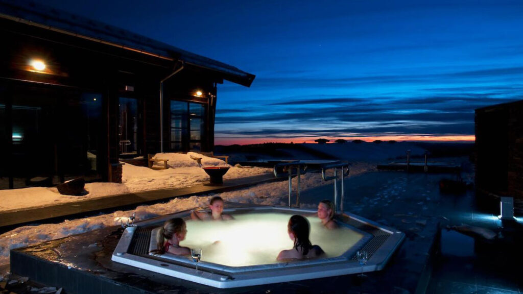 best spot in Norway - Quality Spa & Resort Norefjell, Noresund