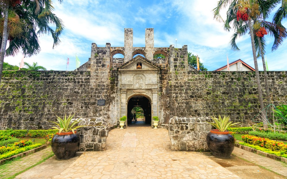 Top Attractions in Cebu - Fort San Pedro