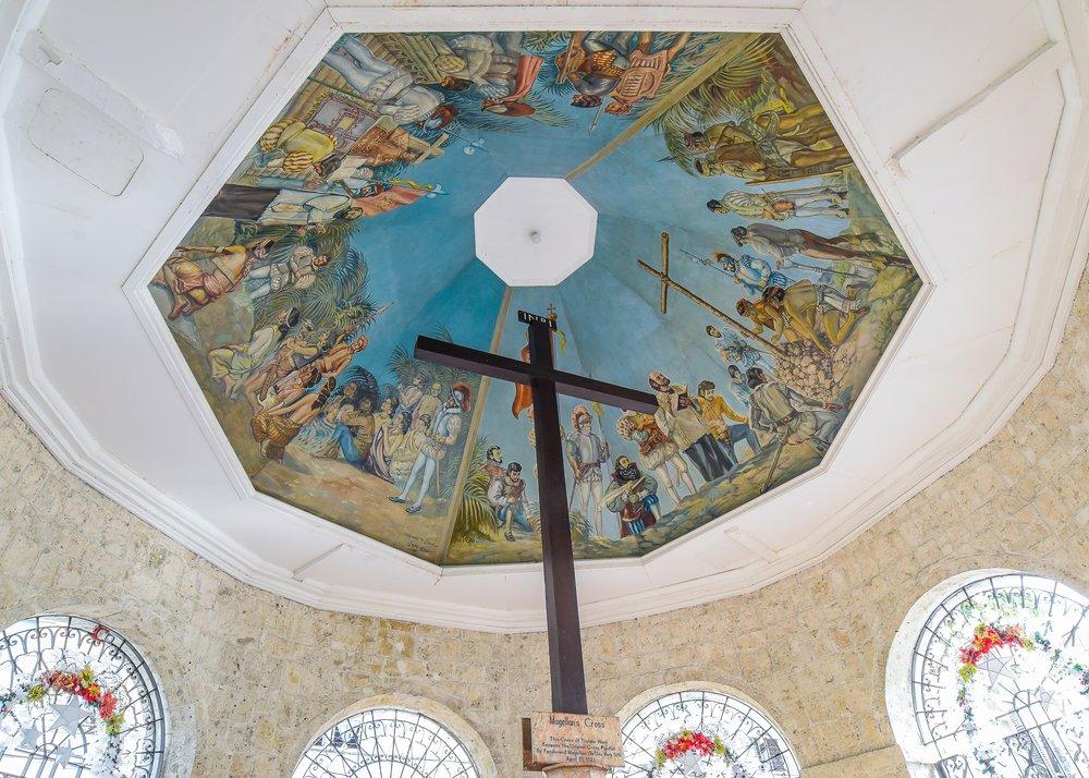 Top Attractions in Cebu - Magellan's Cross