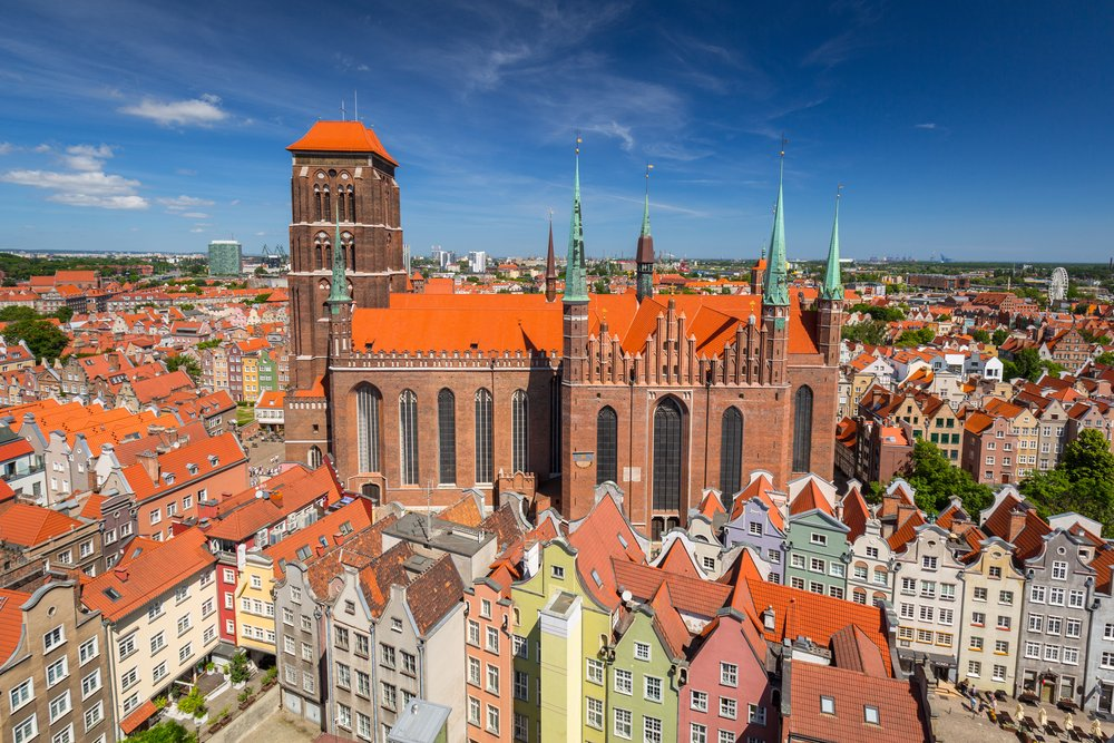 Top Attractions in Gdansk - St. Mary's Basilica