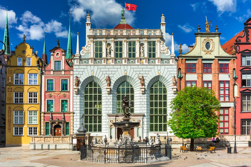 Top attractions in Gdansk - Artus Court