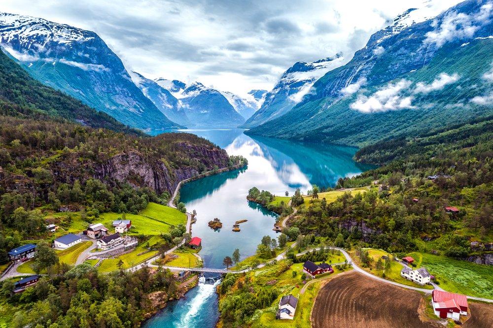 best spot in Norway