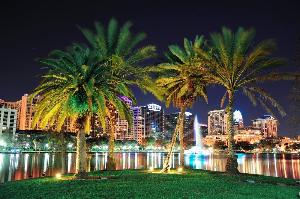 Tourist attractions in Orlando